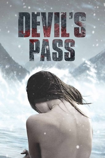 Devil's Pass Poster