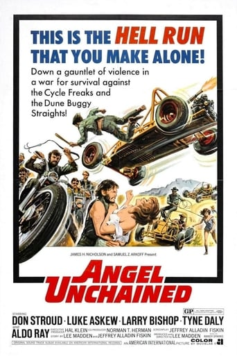 Poster of Angel Unchained