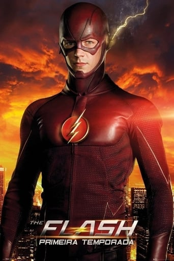 Flash 1ª Temporada - Poster