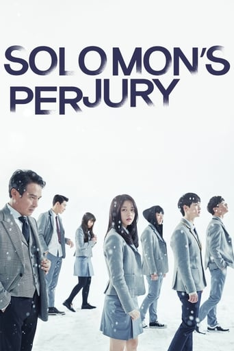 Poster of Solomon's Perjury