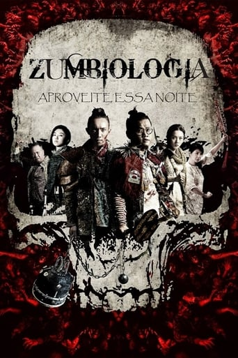 Baixar Zombiology Torrent (2018) Dublado / Dual Áudio 5.1 BluRay 720p | 1080p Download