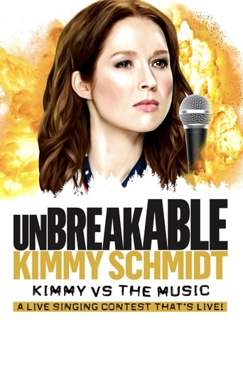 Unbreakable Kimmy Schmidt: Kimmy vs. the Music: A Live Singing Contest (That's Live)