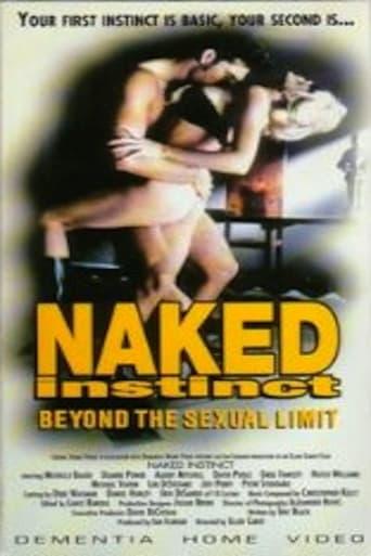 Poster of Naked Instinct