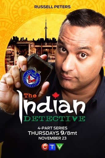 Poster of The Indian Detective