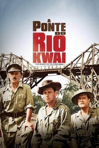 Baixar A Ponte do Rio Kwai Torrent (1957) Dublado / Dual Áudio 5.1 BluRay 720p | 1080p Download