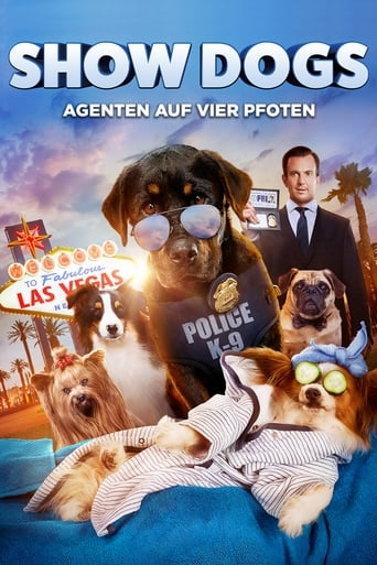 Show Dogs - Agenten auf vier Pfoten - Abenteuer / 2018 / ab 6 Jahre