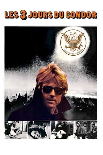 Les Trois jours du Condor (1975)