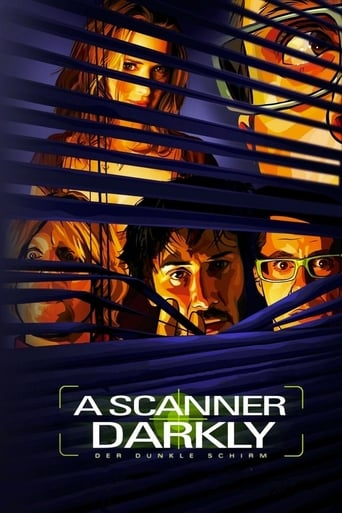 Poster of A Scanner Darkly - Der dunkle Schirm