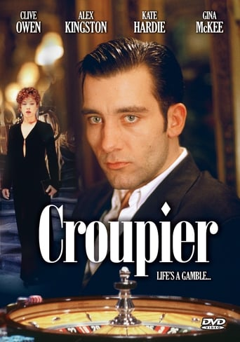 Croupier image