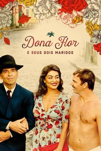 Poster of Dona Flor e Seus Dois Maridos