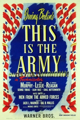 Poster of This Is the Army