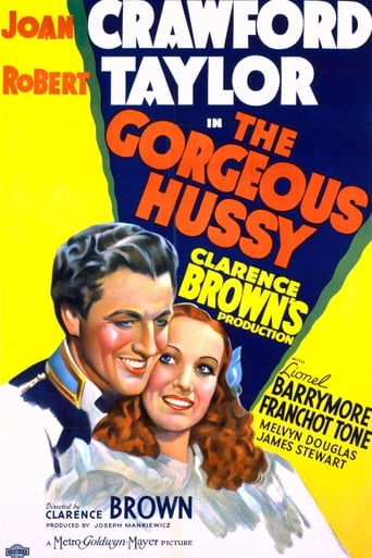 Poster of The Gorgeous Hussy