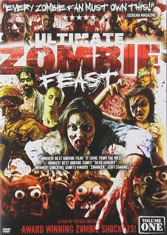 Poster Ultimate Zombie Feast