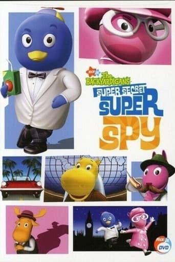 The Backyardigans: International Super Spy
