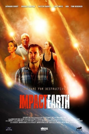 Poster of Impact Earth