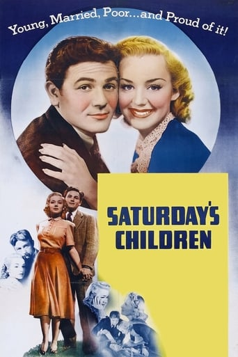 Poster of Saturday's Children