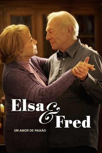 Elsa & Fred: Um Amor de Paixão - Poster