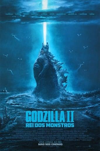 Imagem Godzilla II: Rei dos Monstros (2019)