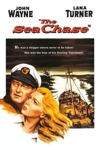 Poster of The Sea Chase