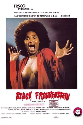 Poster of Blackenstein