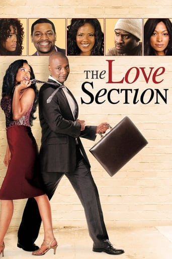 Poster of The Love Section