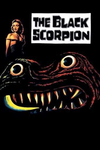 Poster of The Black Scorpion