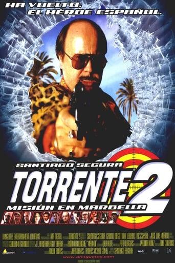 Filmplakat von Torrente 2: Mission Marbella