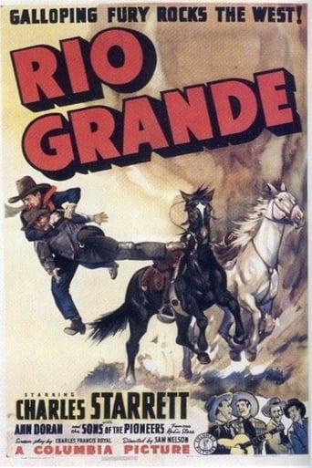Poster of Rio Grande