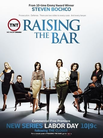 Poster of Raising the Bar