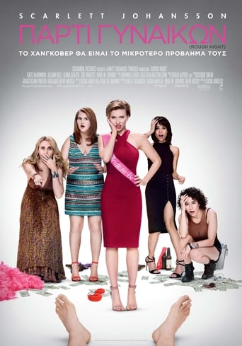 Poster of Πάρτι Γυναικών