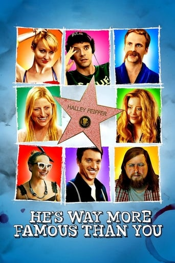 Poster of He's Way More Famous Than You