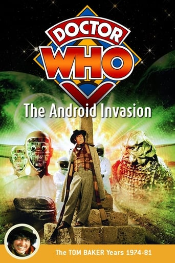 Poster of Doctor Who: The Android Invasion