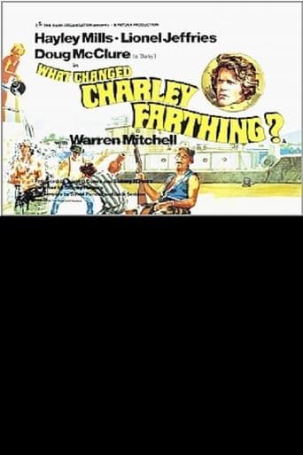 Poster of What Changed Charley Farthing?