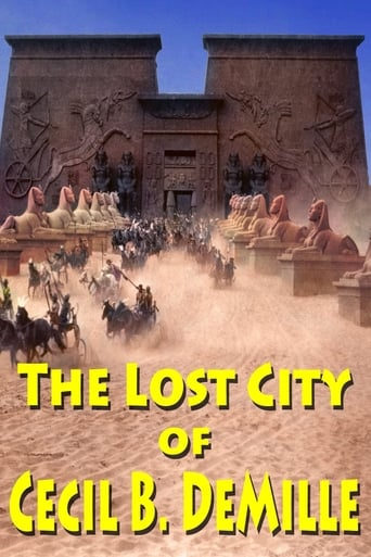 Poster of The Lost City of Cecil B. DeMille