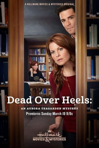 Poster of Dead Over Heels: An Aurora Teagarden Mystery