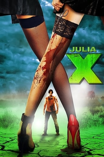 Poster of Julia X