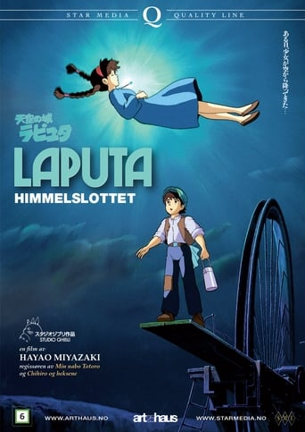 Laputa - Himmelslottet