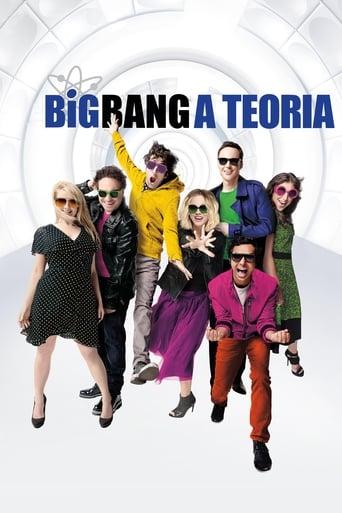 Big Bang A Teoria 10ª Temporada - Poster