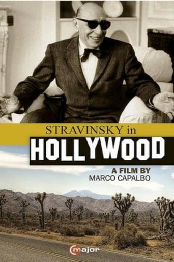 Poster of Stravinsky in Hollywood