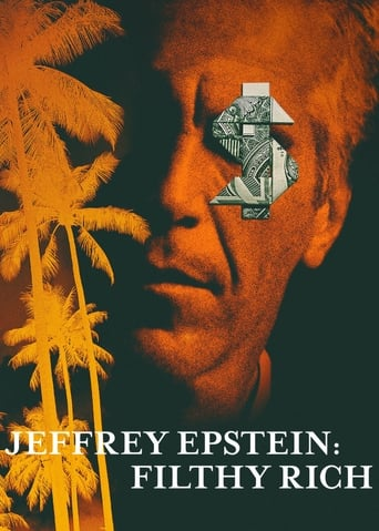 Jeffrey Epstein: Filthy Rich Poster