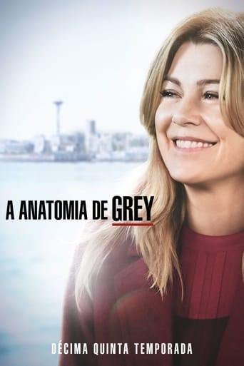Anatomia de Grey 15ª Temporada - Poster