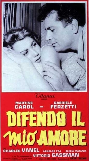 Poster of Defend My Love