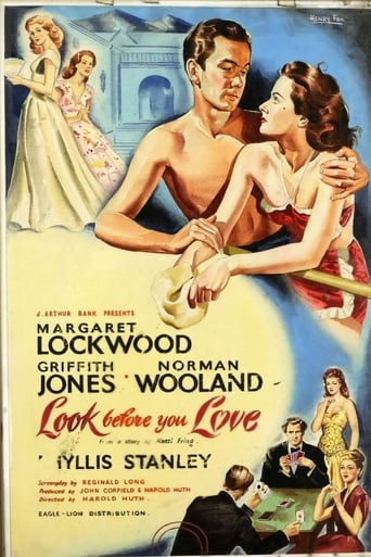 Poster of Look Before You Love