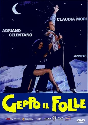 Poster of Geppo il folle