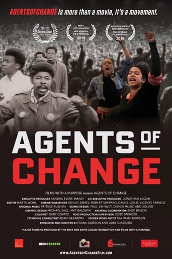 Poster of Agents of Change
