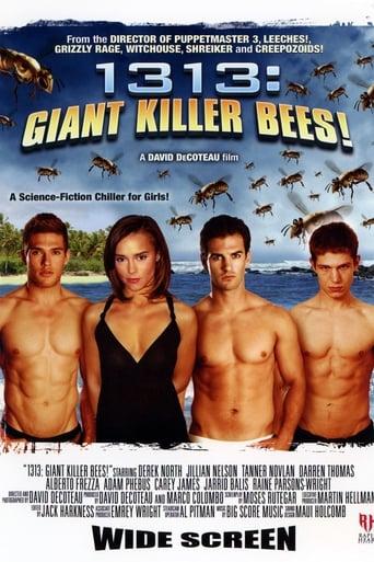 Poster of 1313: Giant Killer Bees!