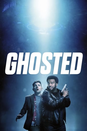 Ghosted 1ª Temporada - Poster