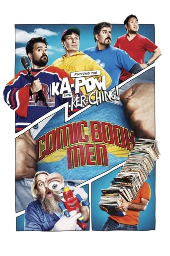 Poster of Comic Book Men