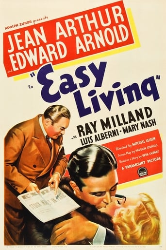Poster of Easy Living
