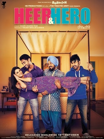 Poster of Heer & Hero